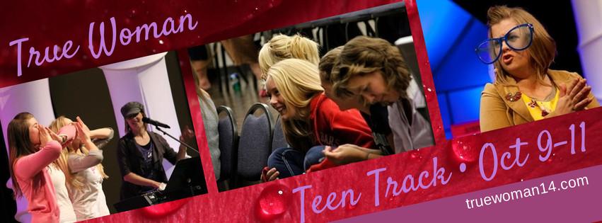 Believe True Woman Teen Track 18
