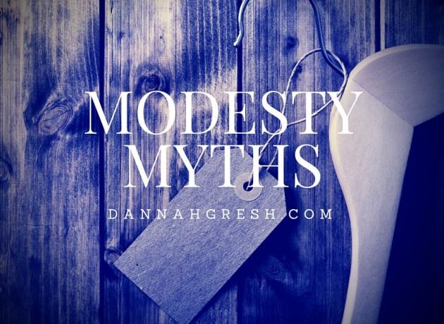 Modesty Myths